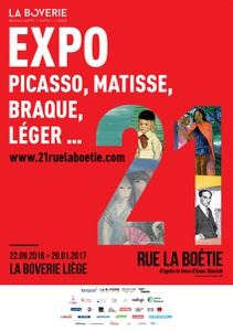 21 rue la Boétie | Prolongation jusqu'au 19.02.2017