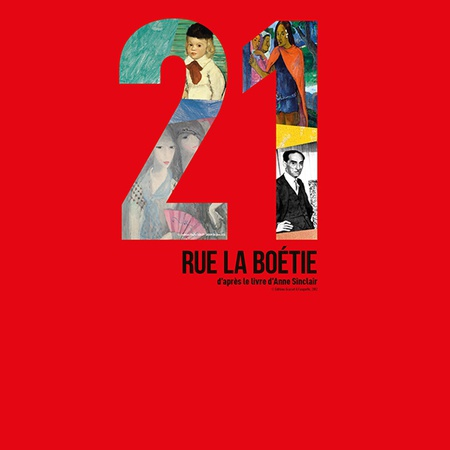 21 RUE LA BOETIE (Prolongation jusqu'au 19.02.2017)