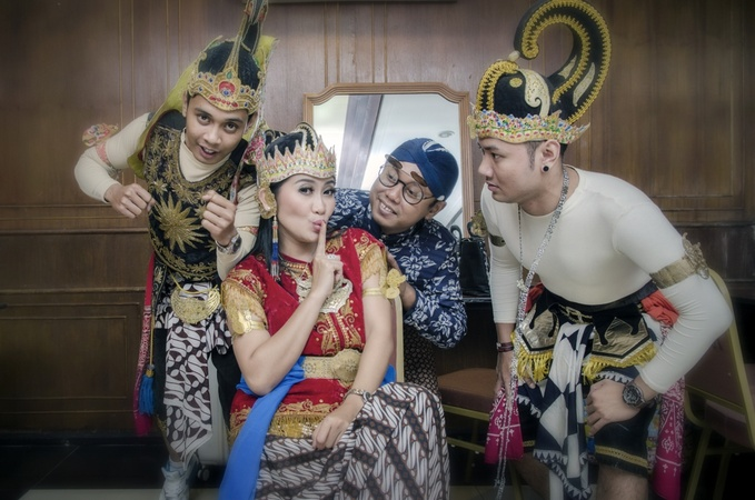 Wayang Hip Hop, spectacle de danse