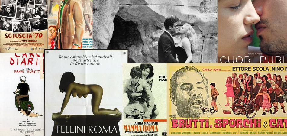 Regards sur Rome - cycle cinéma
