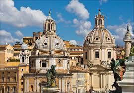 rome paysage rencontre voyageurs