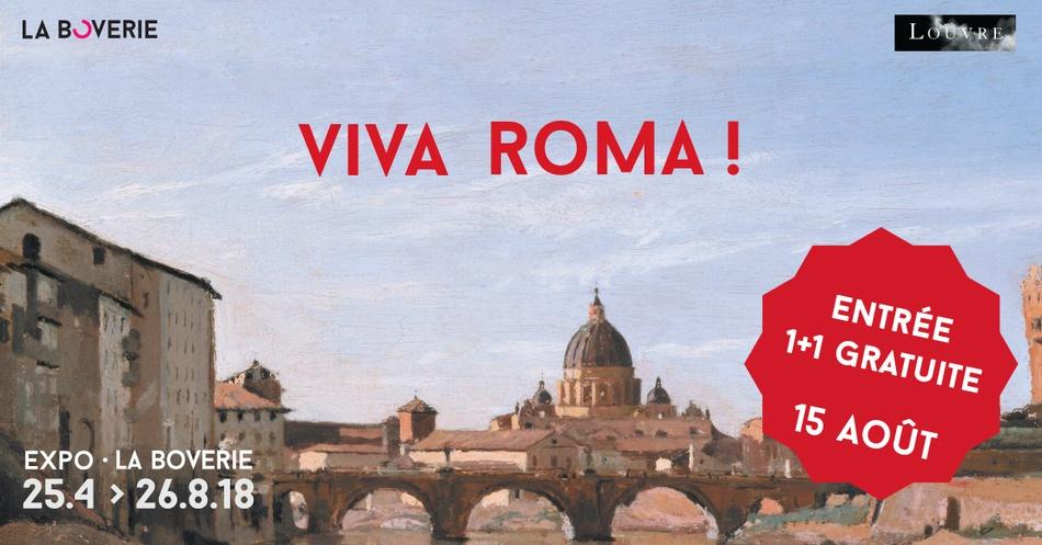 viva roma fb 15 août