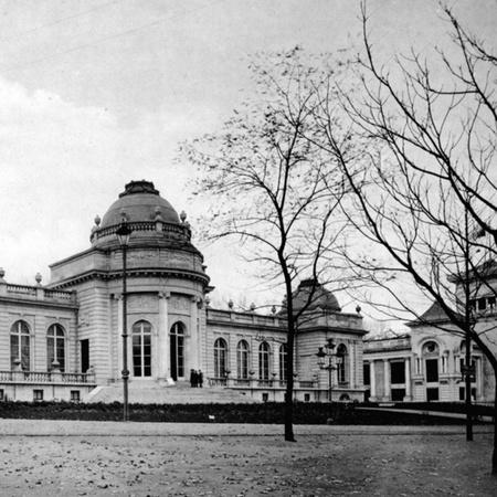 Historique du musée des Beaux-Arts de Liège