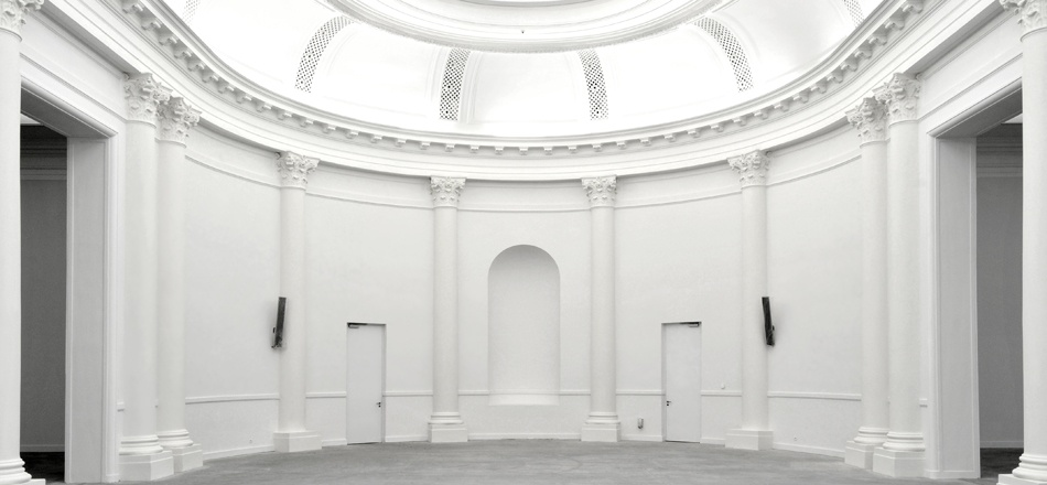 La Boverie - Les espaces intérieurs