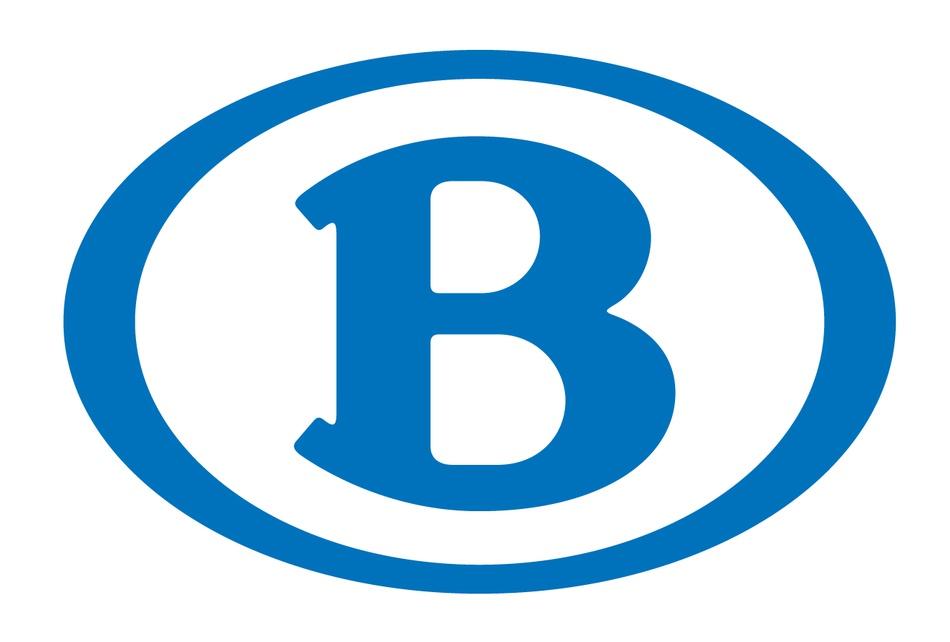 Logo SNCB bilingue